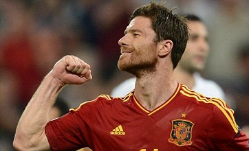 Xabi Alonso happy to share praise after brace cements Euro semi-final