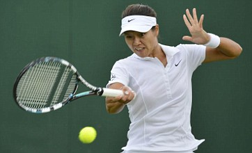 Li Na eases through to second round after convincing Ksenia Pervak victory