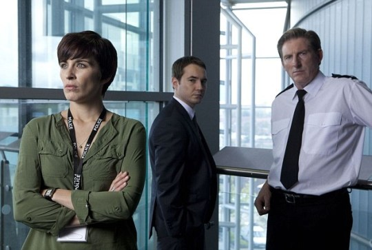 Vicky McClure, Martin Compston and Adrian Dunbar star in Line Of Duty