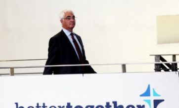 Alistair Darling: Scots' independence a ticket to uncertainty