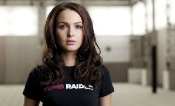 William & Kate actress named as new Lara Croft