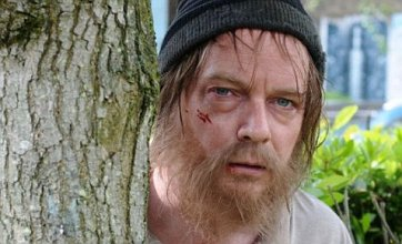 First look at Ian Beale as a tramp in EastEnders