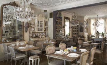 I nearly saw tsars at Russian restaurant Mari Vanna