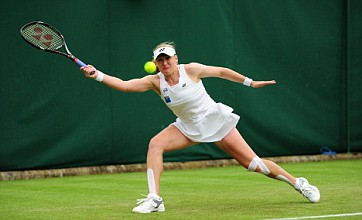 Elena Baltacha and Anne Keothavong celebrate Olympic selection with big wins