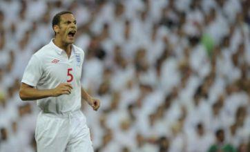 Rio Ferdinand slams Roy Hodsgon's Euro 2012 selection and tactics