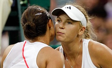 Tamira Paszek overpowers Caroline Wozniacki in epic Wimbledon battle