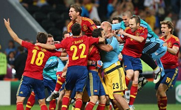 Spain reach Euro 2012 final after beating Portugal on penalties