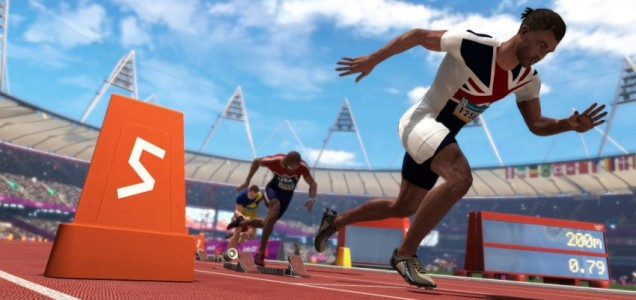 London 2012: The Official Video Game Of The Olympic Games (360) - a good start