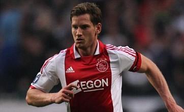 Jan Vertonghen's Spurs switch still 'very close', says Ajax boss