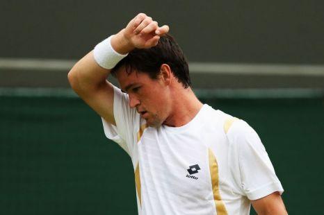 Great Britain, Jamie Baker, Wimbledon