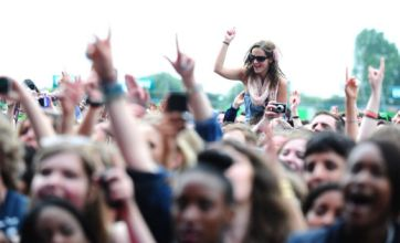 Hop Farm Festival 2012: Rain showers and sunny spells forecast