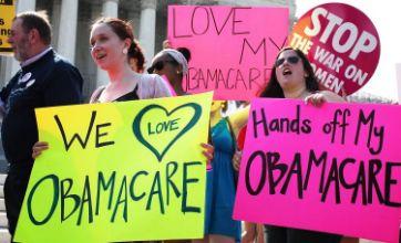 Barack Obama healthcare reform backed by US Supreme Court