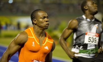 Usain Bolt suffers shock defeat to Yohan Blake in 100m Olympic trials