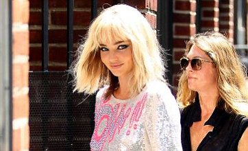 Sexy Miranda Kerr goes blonde and ultra glam for spectacular new look