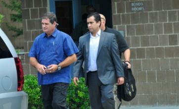 George Zimmerman released on bail ahead of Trayvon Martin murder trial
