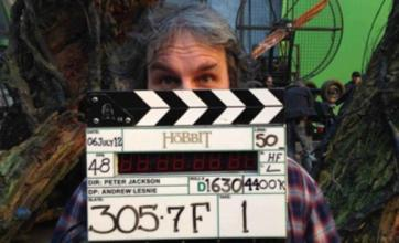 Peter Jackson reveals The Hobbit filming is finished