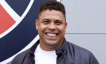 Ronaldo shows his heavyweight credentials with UFC star Anderson Silva