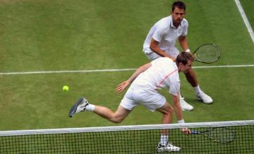 Britain's Jonathan Marray wins Wimbledon men's doubles title