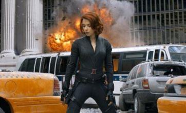 Scarlett Johansson 'to be offered £13million' for Avengers 2 role
