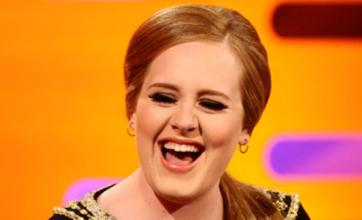 Adele 'already seven months pregnant and due to give birth in September'