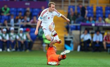 Christian Eriksen 'in Manchester United transfer talks'