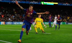 Cristian Tello's contract talks with Barcelona have stalled (Getty Images)
