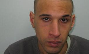 Matthew Quesada murdered Alan Smith in a frenzied attack (MPS)