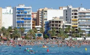 Finance firm boss Cato Syversen treats 500 staff to free Majorca holiday