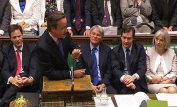David Cameron calls on coalition to unite after Lords reform disputes