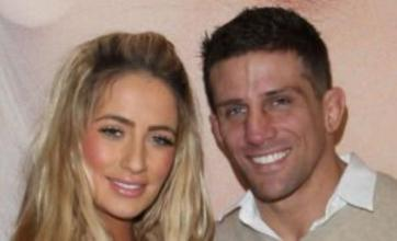 Chantelle Houghton and Alex Reid name their five-week-old baby Dolly