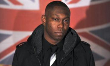 Dizzee Rascal for official London 2012 Olympics soundtrack with Scream