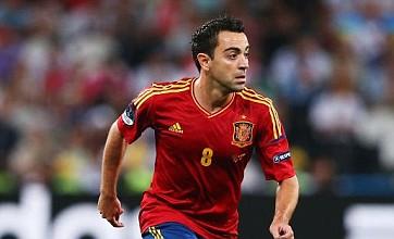 Euro 2012: Xavi urges Spain to 'make history'