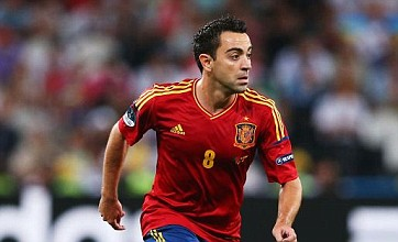 Euro 2012: Xavi urges Spain to 'make history'