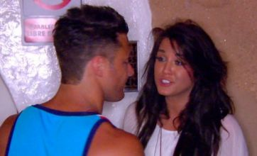 Geordie Shore sees Vicky and Ricci have blazing row in Cancun