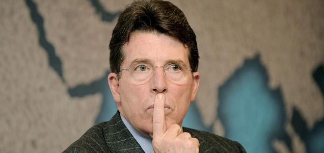 Barclays bank Chief Executive Bob Diamond