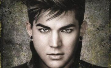 Adam Lambert trades rock theatrics for high-fructose pop on Trespassing