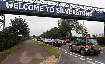 British GP: 30,000 turned away from Silverstone as rain continues to fall