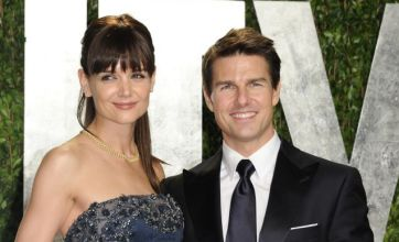 Tom Cruise and Katie Holmes reach divorce settlement fortnight after split