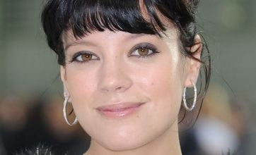 Lily Allen receives apology from soldier she reported for racism