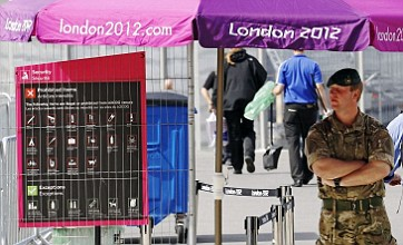 Strain on Olympic security means '50/50 chance' of bomb getting in