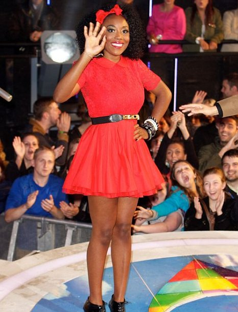 Shievonne Robinson evicted from Big Brother 2012
