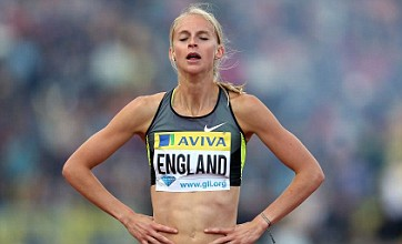 Kelly Holmes urges Hannah England not to give up on Olympic dream