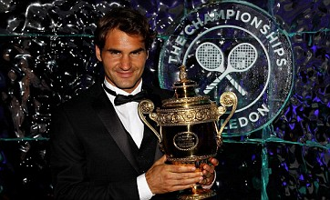 Roger Federer sets another record with 287 weeks as world number one