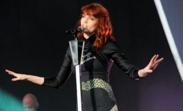 Florence and the Machine score first number one single with Spectrum