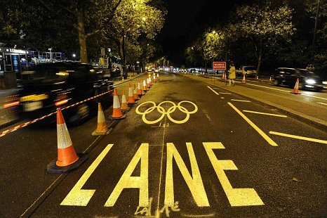 M4 Games Lanes: Olympics hysteria sets in