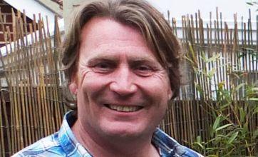 TV gardener David Domoney: I perk up cut flowers by feeding them Viagra