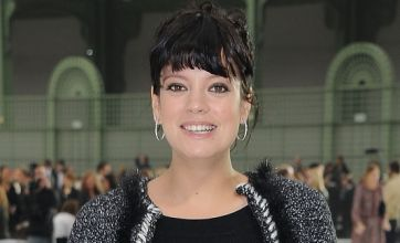 Lily Allen's father confirms she is pregnant with second child