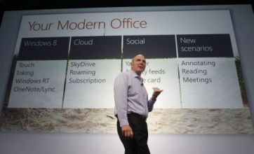 Touch-ready Office 2013 software suite revealed by Microsoft