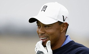 Tiger Woods hunting Open win to propel himself back to No.1