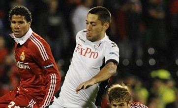 Liverpool left red-faced as Fulham deny Clint Dempsey transfer to Anfield